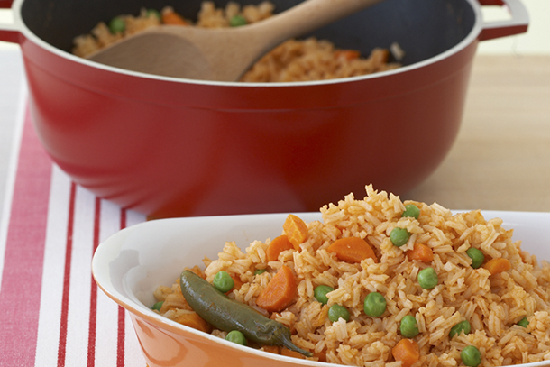 Classic Mexican Rice