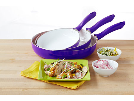 Purple-Ceramic-Pan-Lifestyle