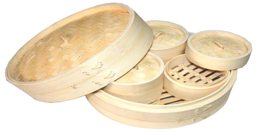 BambooSteamerSet