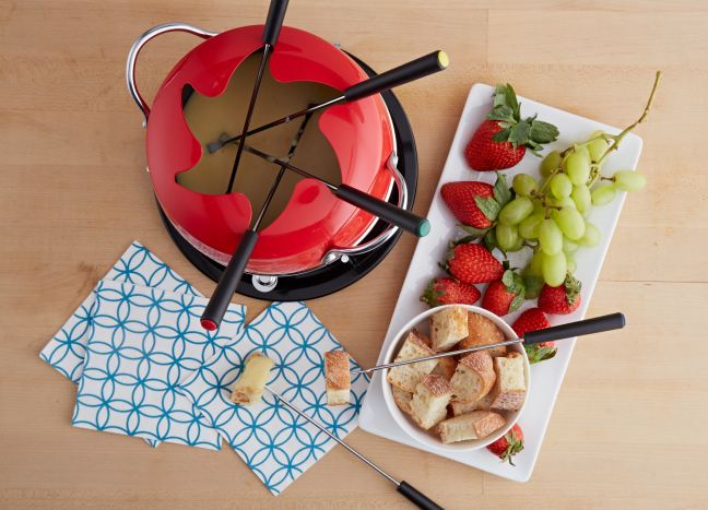 fondue set lifestyle
