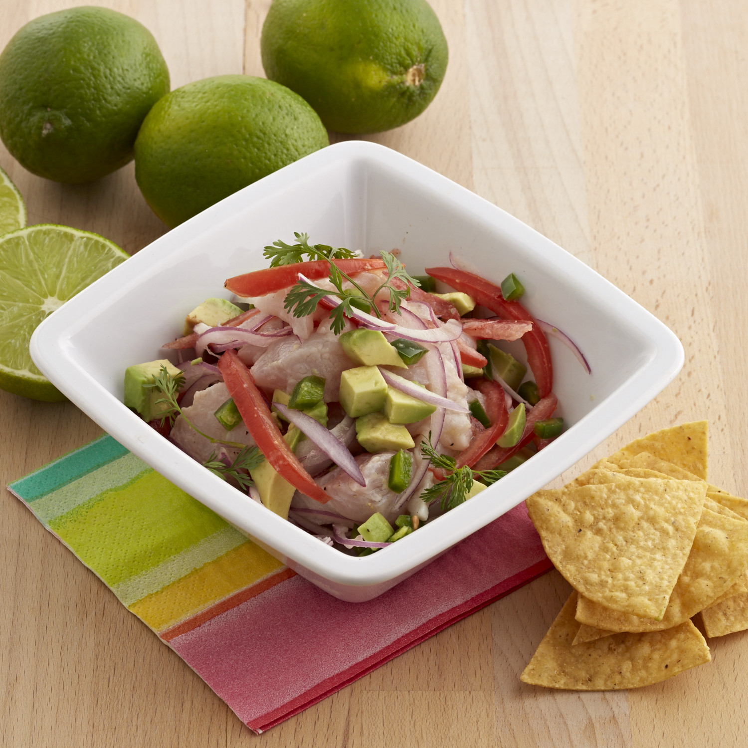 IMUSA Mexican Style Ceviche