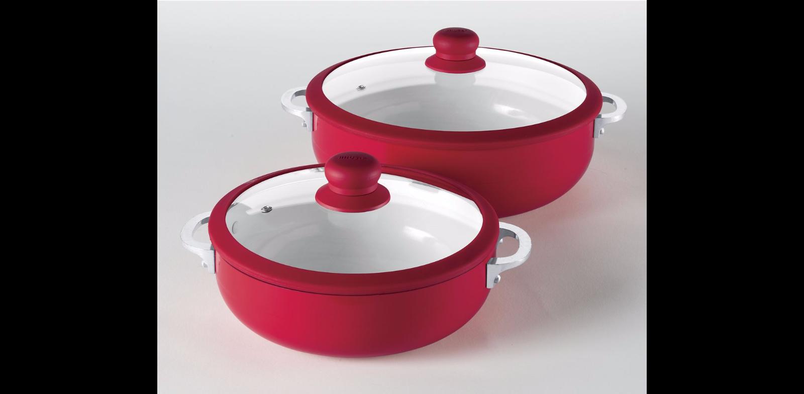 Red Caldero Ceramic
