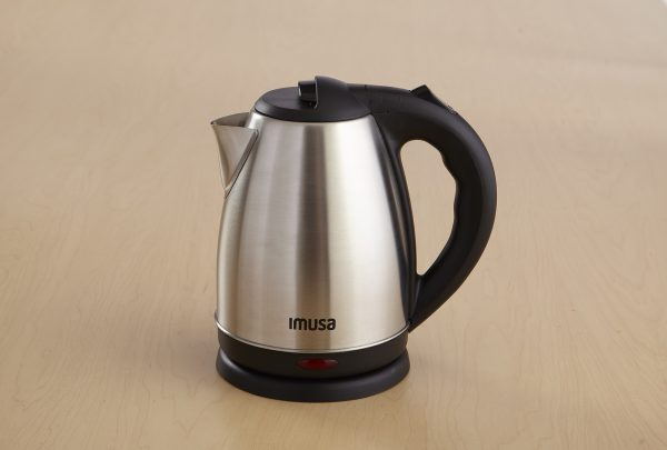 IMUSA Electric Stainless Steel Tea Kettle 1.8 Liter 1500 Watts
