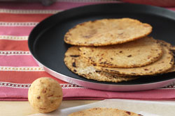 Chipotle Corn Tortillas