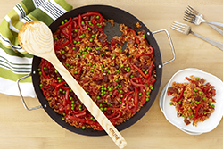 Smokey Tomato Paella