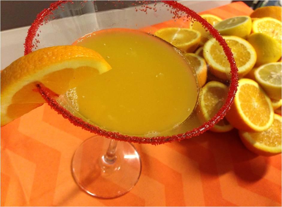 Orange Citrus Martini