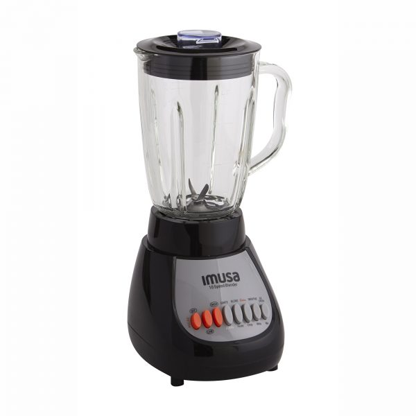IMUSA Electric Blender 10 Speed 42 Ounces 350 Watts, Black