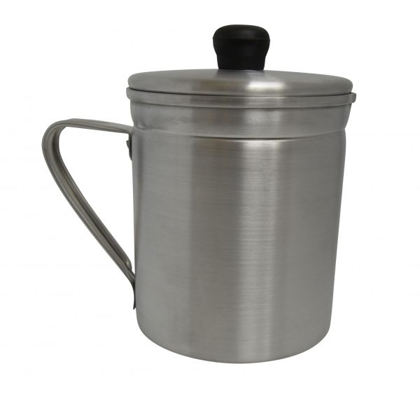 IMUSA Aluminum Coffee Percolator 6 Cup, Silver