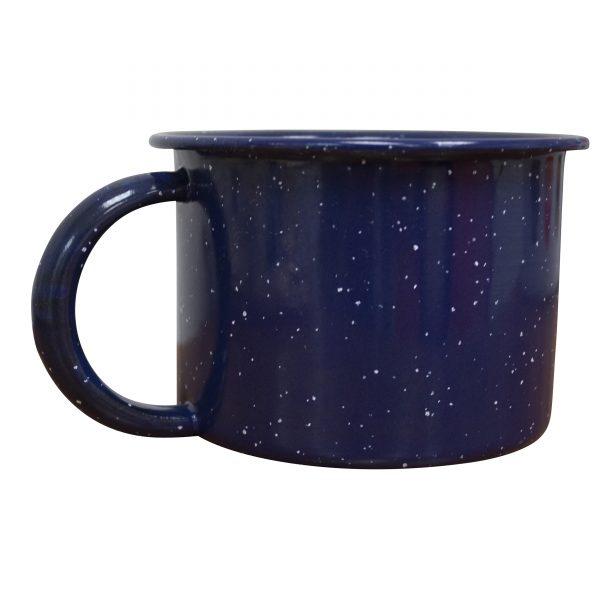 IMUSA Enamel Mug 12cm Blue