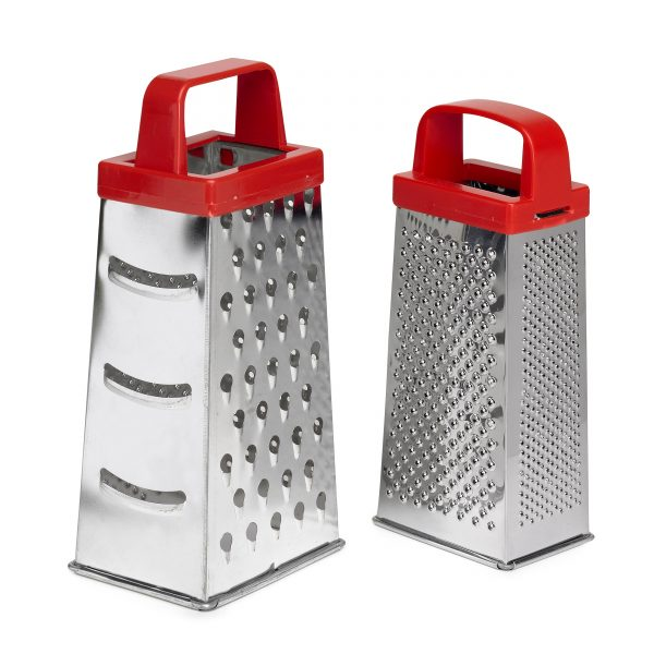 IMUSA Stainless Steel Grater 8 inch