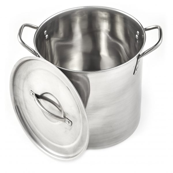IMUSA Stainless Steel Stock Pot 12 Quart