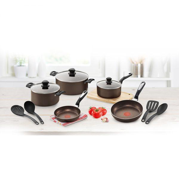 IMUSA Talent Master 12-Piece Cookware Set