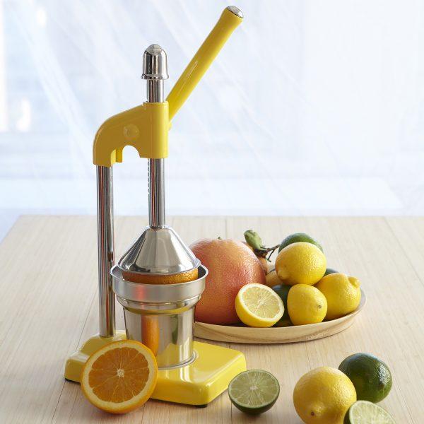 IMUSA Citrus Juicer Yellow/Green/Orange